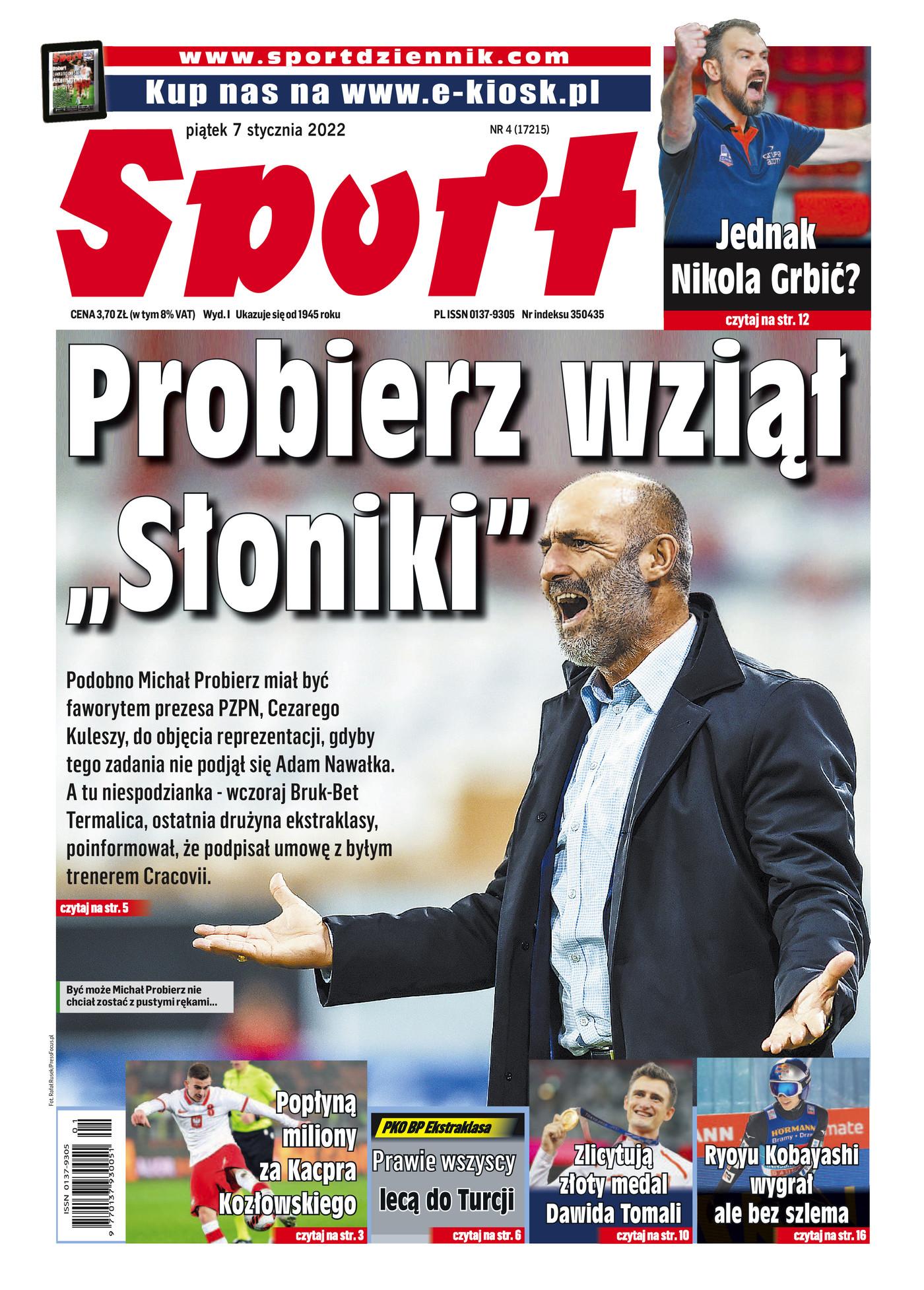 Sport - e-wydanie