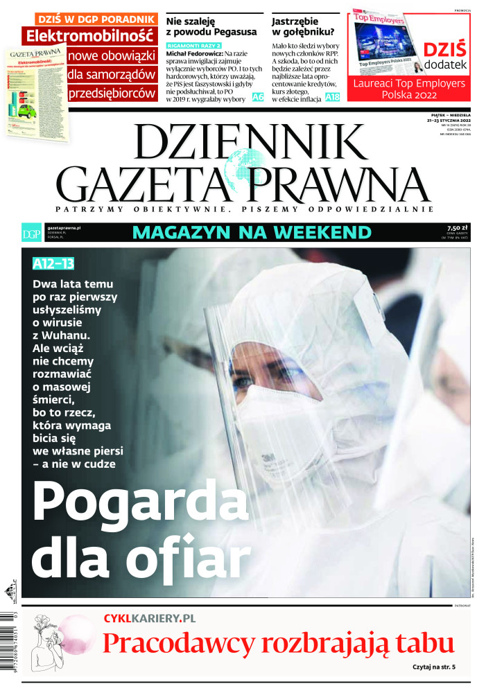 Gazeta Prawna - ePrasa, dziennik, czasopismo, polityka, gospodarka, biznes
