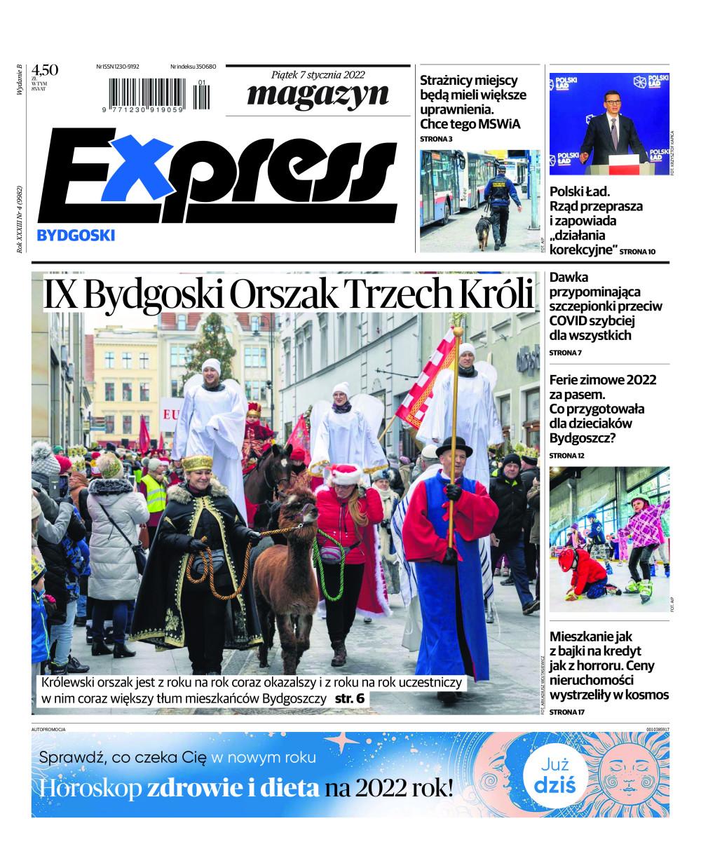 Express Bydgoski – e-wydanie