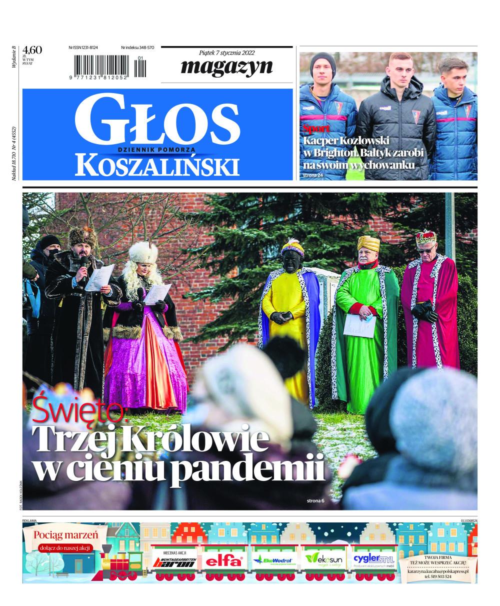 Głos Dziennik Pomorza - Głos Koszaliński - e-wydanie