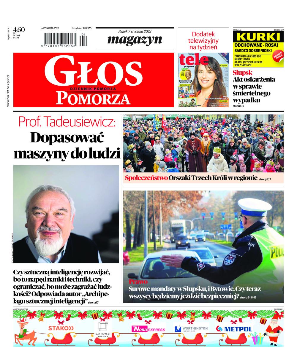 Głos - Dziennik Pomorza - Głos Pomorza - e-wydanie