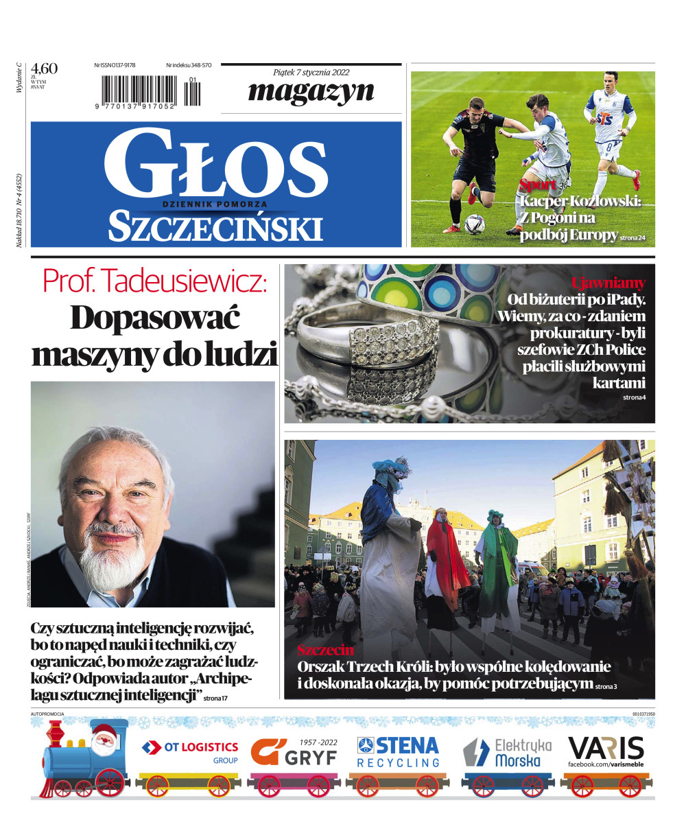 Głos Dziennik Pomorza - Głos Szczeciński - e-wydanie
