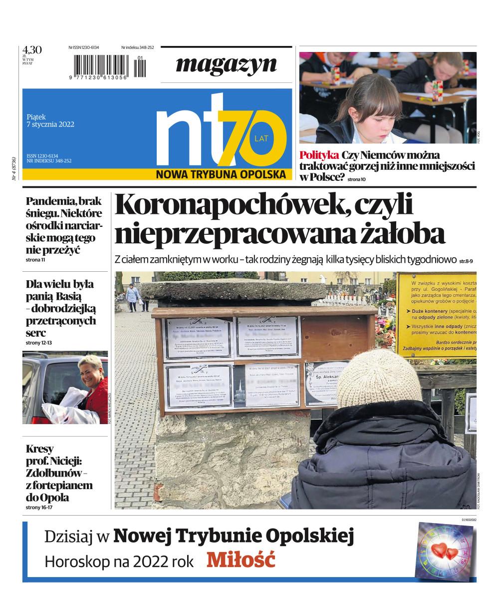 Nowa Trybuna Opolska - regionalne e-wydania