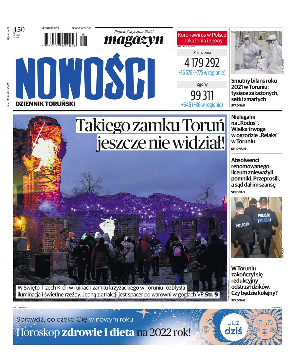 Nowości Dziennik Toruński – e-wydanie