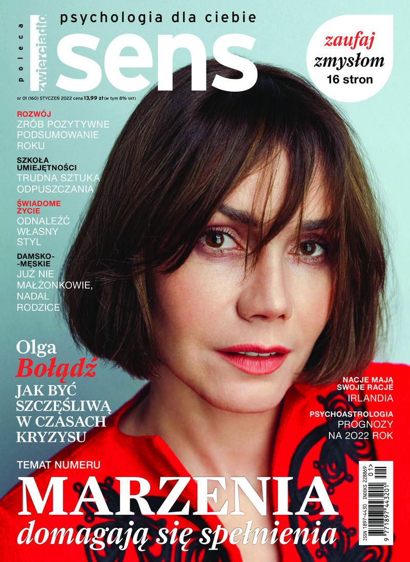 Sens,kobiecy,magazyn